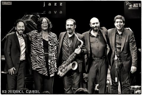 Lila Ammons & Toni Solà Quartet