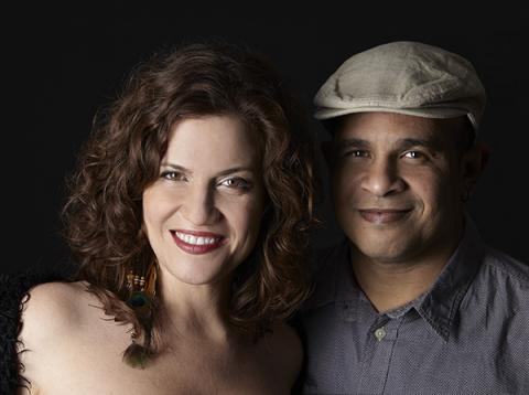 Luna Cohen & Jurandir Santana