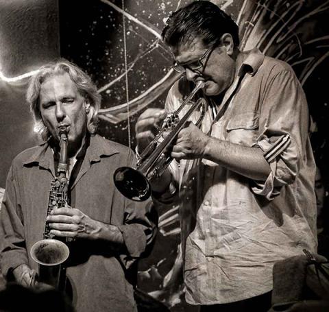 Perico Sambeat & Joe Magnarelli