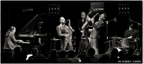 Dani Nel.lo + Sax Gordon & Lluís Coloma Trio