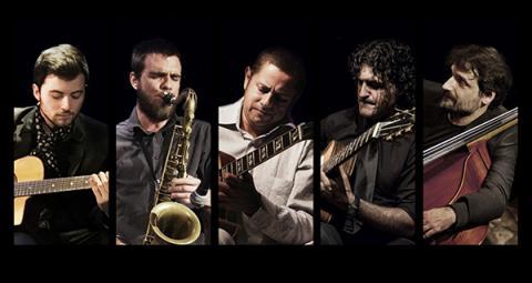 Noé Reinhardt & Alberto Bello Quartet
