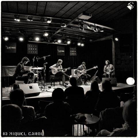 Pau Figueres Trio + Gianni Gagliardi