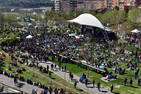 Picnic Jazz Vallparadís 2015