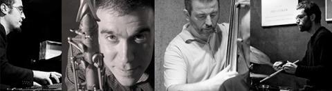 Sergi Sirvent Decoy Quartet