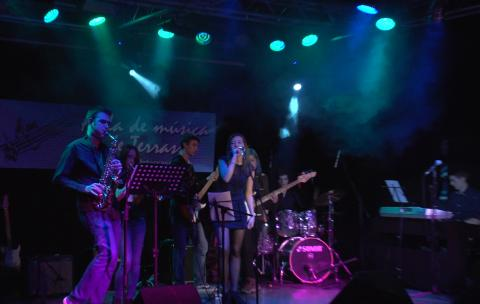 Soul Band Aula de Música de Terrassa