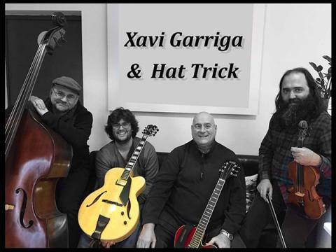 Xavi Garriga & Hat Trick