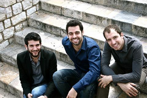 Xavi Torres Trio