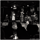 Angue & Her Hot Jazz Quartet