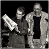 15è Jazzterrasman 2017 Pau Casares + Sr Edi