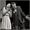 Frank Dubé i Noelia Molino