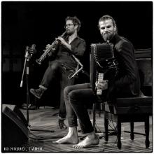 Emile Parisien & Vincent Peirani