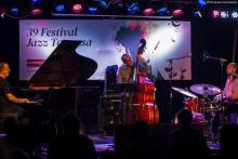 Yonathan Avishai Trio & Ariel Brínguez