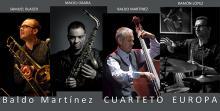 Baldo Martinez Cuarteto Europa
