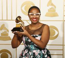 Cécile McLorin Salvant - Grammy Award for Best Jazz Vocal Album