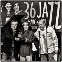 Pau Casares Jazzterrasman 2017