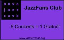 JazzFans Club!