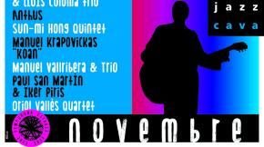 Novembre 21 Nova Jazz Cava