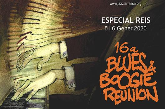 16à Blues Boogie Reunion