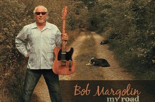 Bob Margolin Presentació Cd My Road