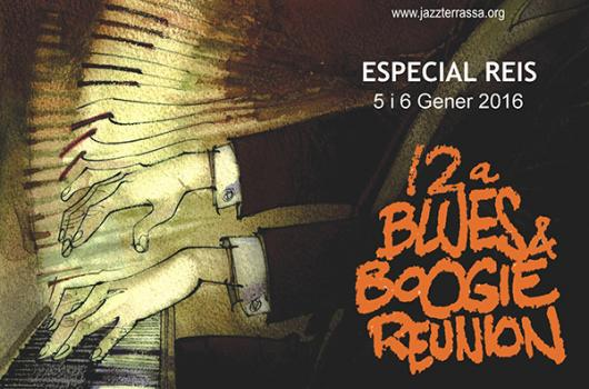 XII Blues & Boogie Reunion 2016