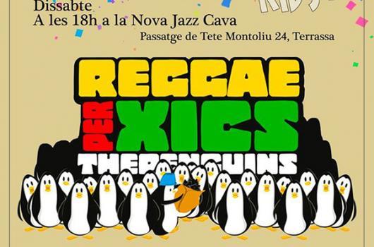Diegoestival 16 Reggae Per Xics amb The Penguins