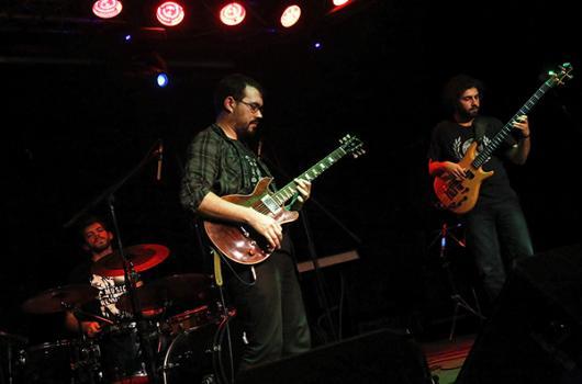 The Funkenstein Trio
