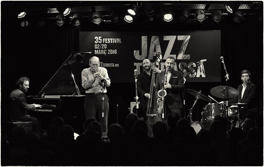 Toni Solà Quartet & Josep Mª Farràs